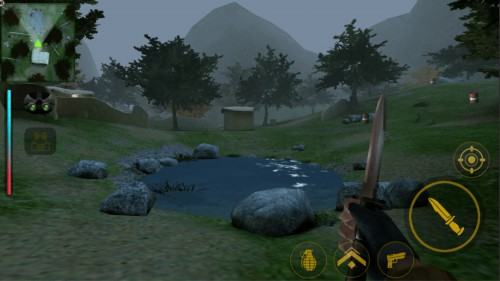 Yalghaar Game: Commando Android Download
